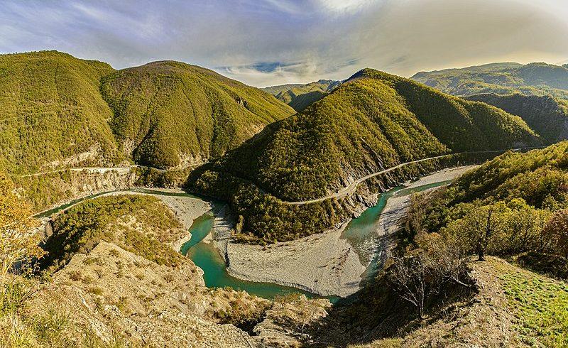 Trebbia fiume