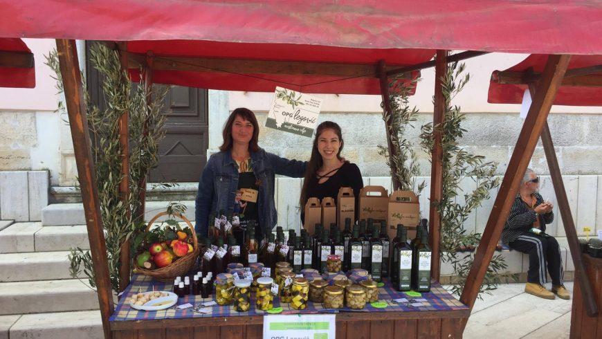 Commercio di prodotti agricoli istriani originali