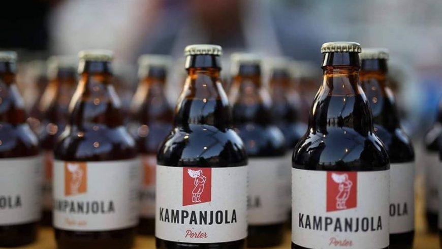 Birra biologica Kampanjola