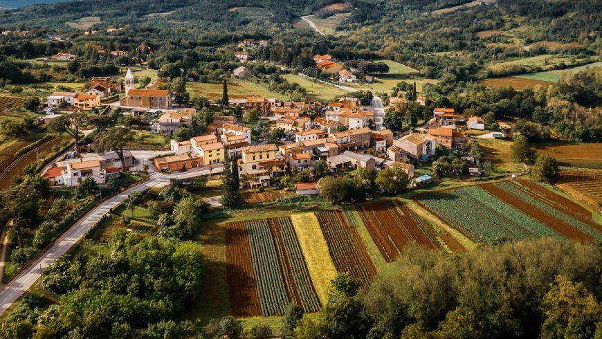 Villaggio Karojba in Istria