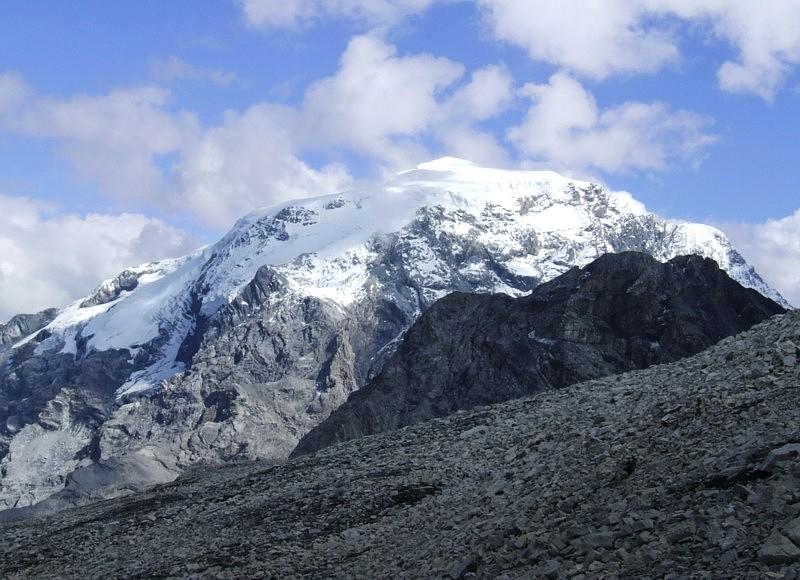 monte ortler, parco nazionale dello stelvio