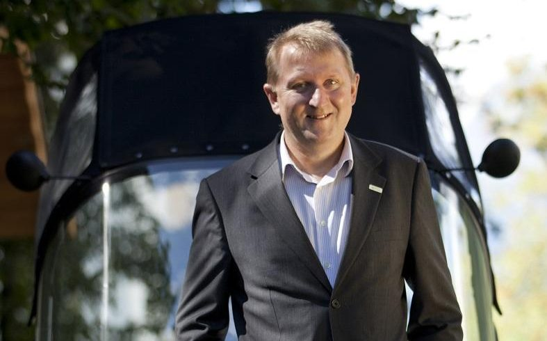 Peter Brandauer presidente perle alpine