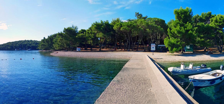 Veruda beach Istria
