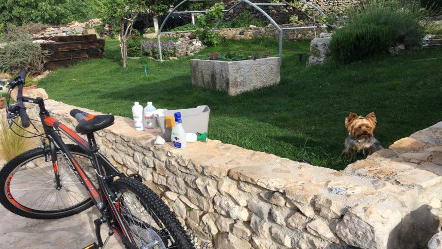 Sistemazione eco-friendly in Dalmazia
