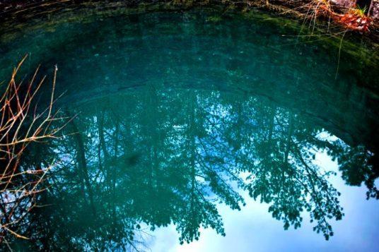 Waterspring Zahej - sorgenti d'acqua naturali Istria