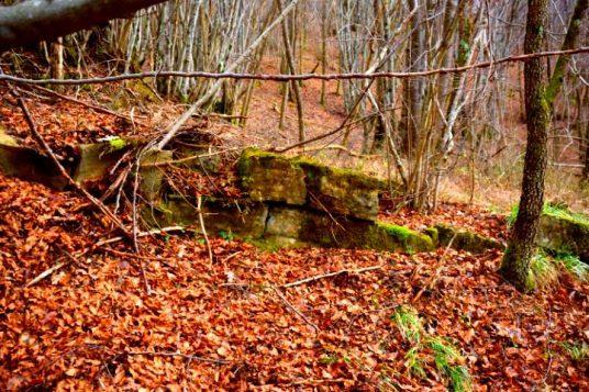 Zahej insediamento preistorico Istria