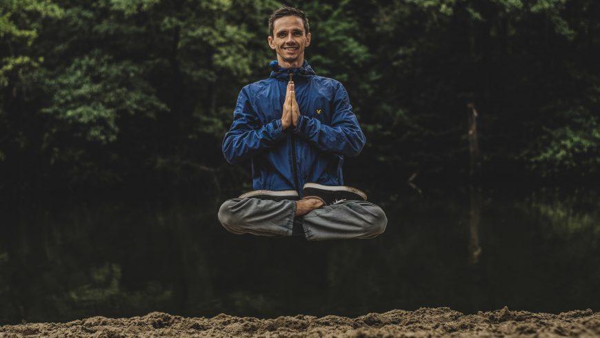 meditazione nella foresta istriana