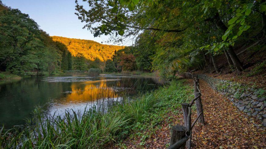 Parco naturale Papuk Croazia