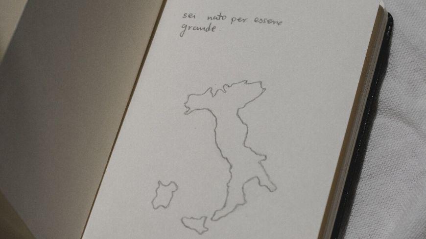 tourists for future uniti per l'italia cartina italiana