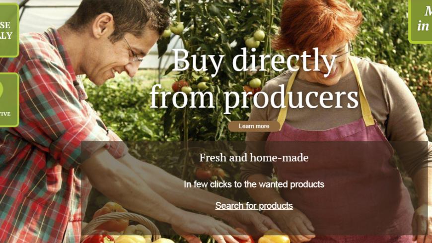 web market Istria