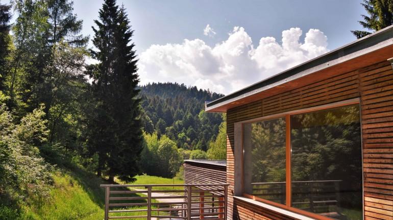 Una casa vacanza per gruppi in Trentino