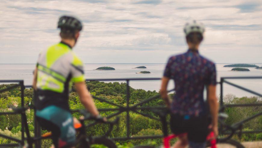 percorsi e-bike in Istria
