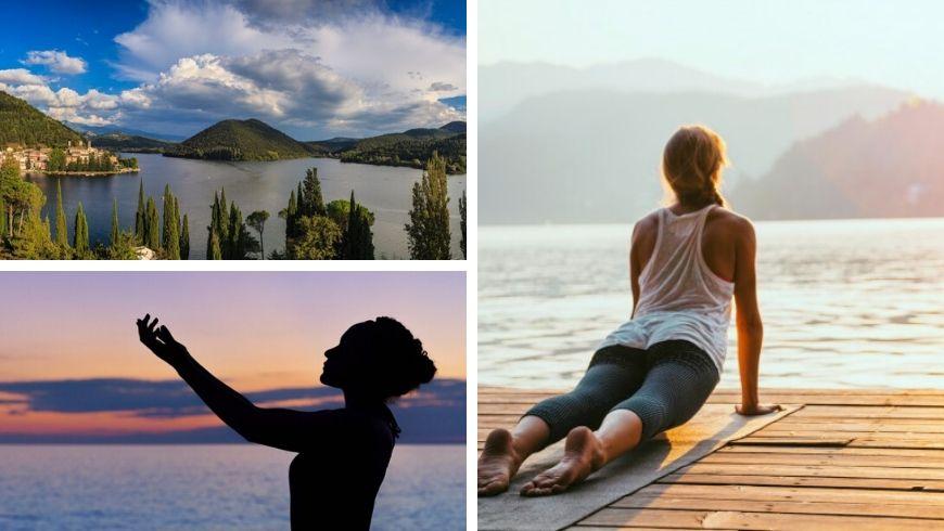 vacanze yoga sul lago in italia ecobnb