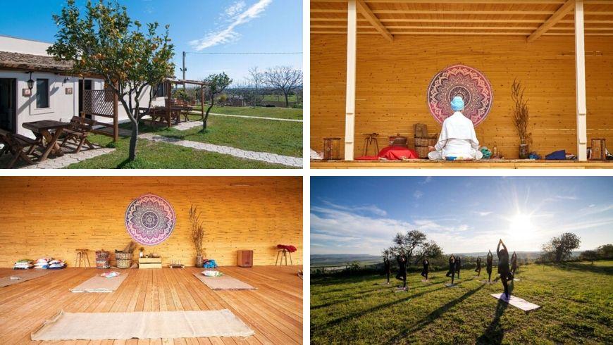 vacanze yoga in italia sicilia ecobnb don ignazio