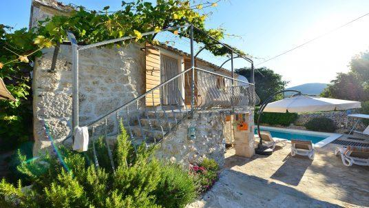 Casa colonica tradizionale restaurata Dalmazia
