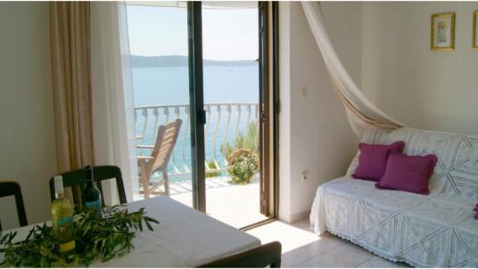 Blooming, un appartamento ecologico fronte mare sull'isola di Hvar