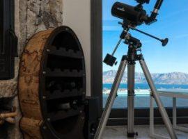 Tenuta lussureggiante Dol Hills a Brač, un luogo lontano dall'inquinamento luminoso dove poter osservare le stelle