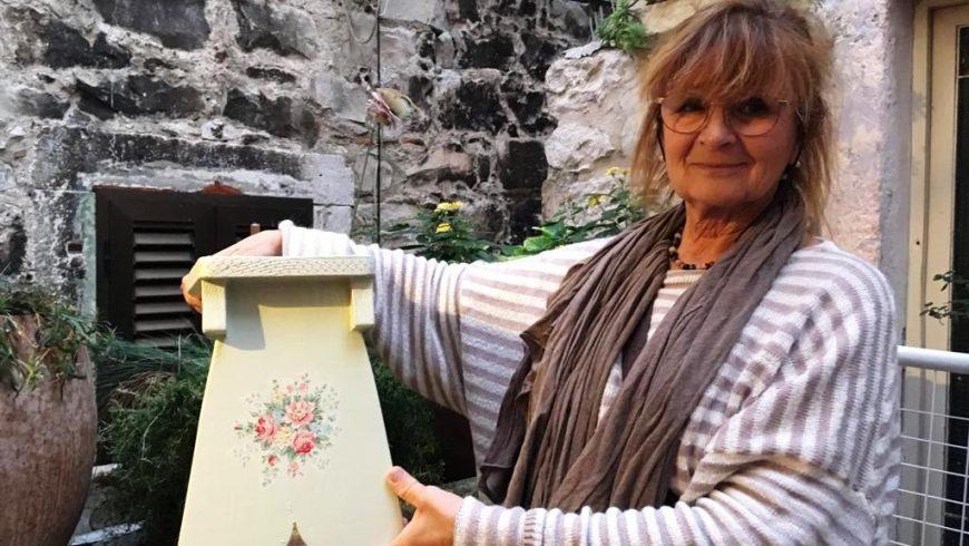 Proprietaria eco-friendly Irina Salvezani