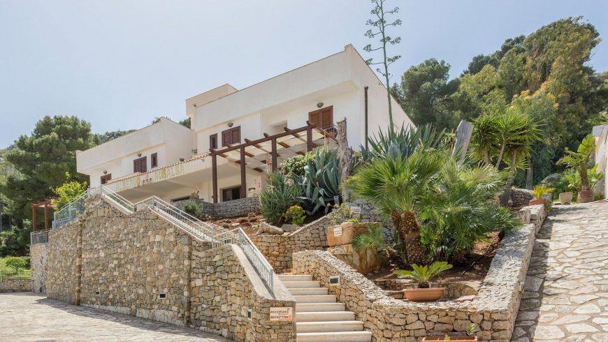 Albergo Auralba, turismo sostenibile a San Vito Lo Capo
