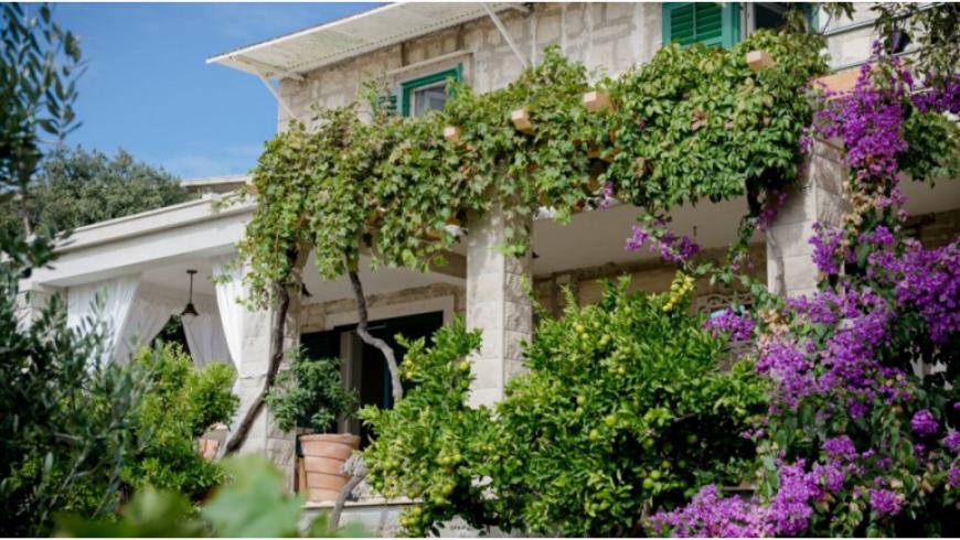 Appartamenti Jasna: una delle case vacanza ecologiche e appartate sull'isola di Brač