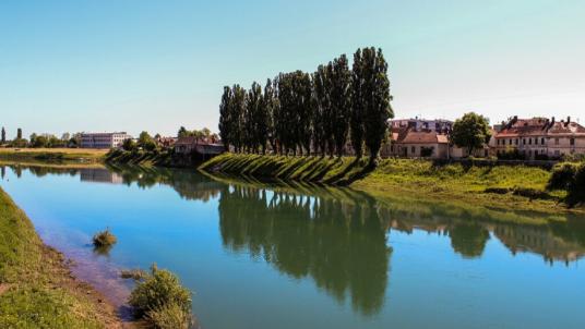 Karlovac, la città dei parchi e dei fiumi