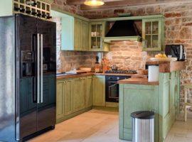 cucina Villa Harpocrates