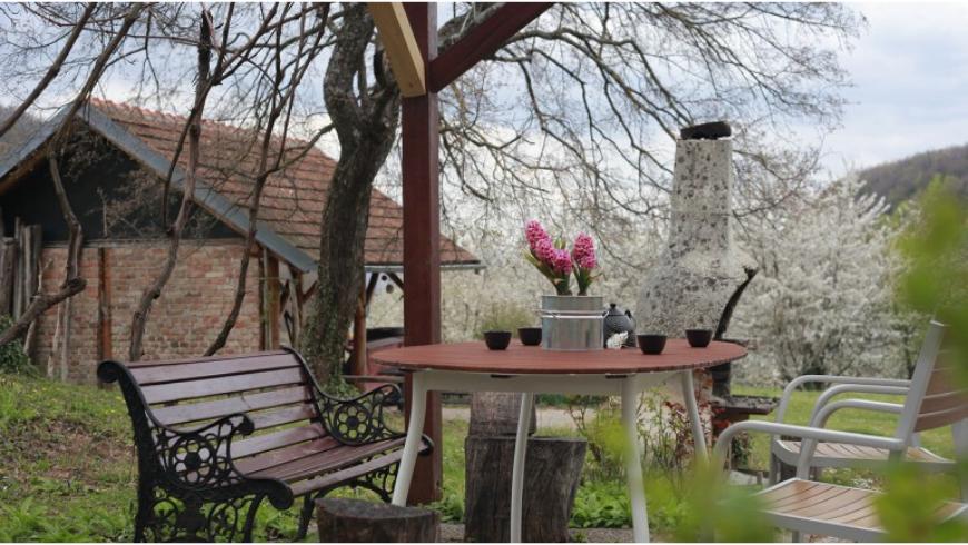 Na Okić: una piccola casa ecologica nel mezzo delle foresta croata