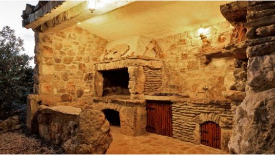 Ranch Visoka: una delle migliori case vacanza ecologiche sull'isola di Brač