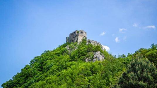 Visita la vecchia città di Okić