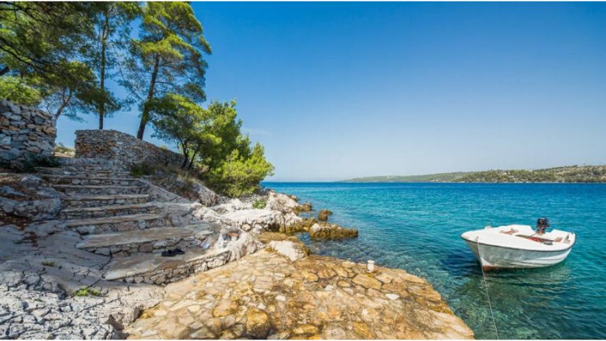Cottage Vesna a Brač: un'oasi con spiaggia privata