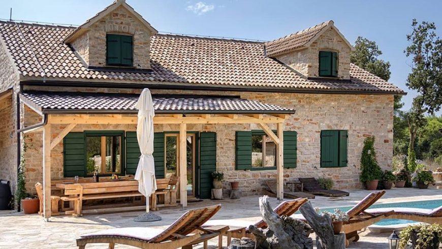 Villa Harpocrates: una delle ville ecologiche sull'isola di Hvar in cui la privacy e la pace totale sono più che garantite