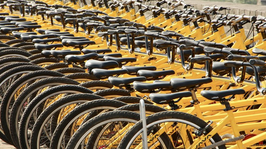 biciclette in cina