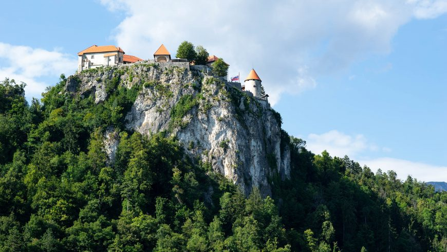 Lago di Bled, Bled, Slovenia