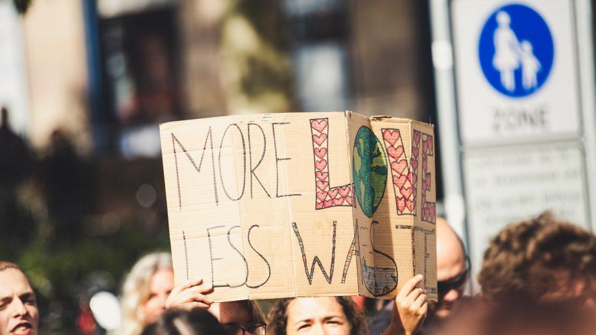 più amore, meno spreco