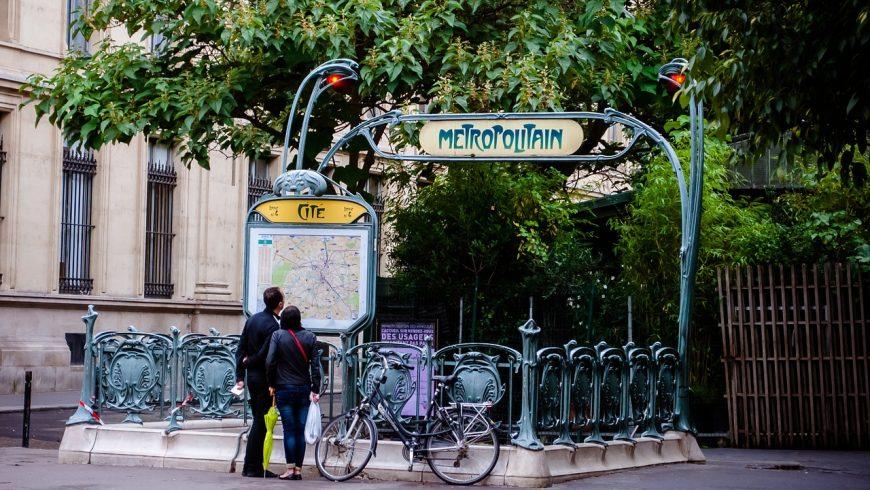 trasporti pubblici a parigi