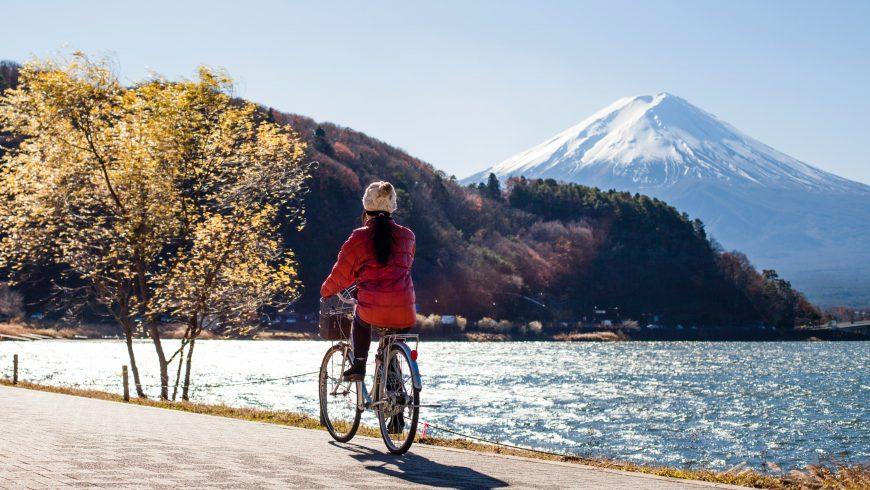 viaggiare in bici