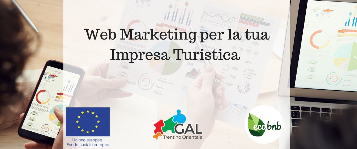 web marketing impresa turistica