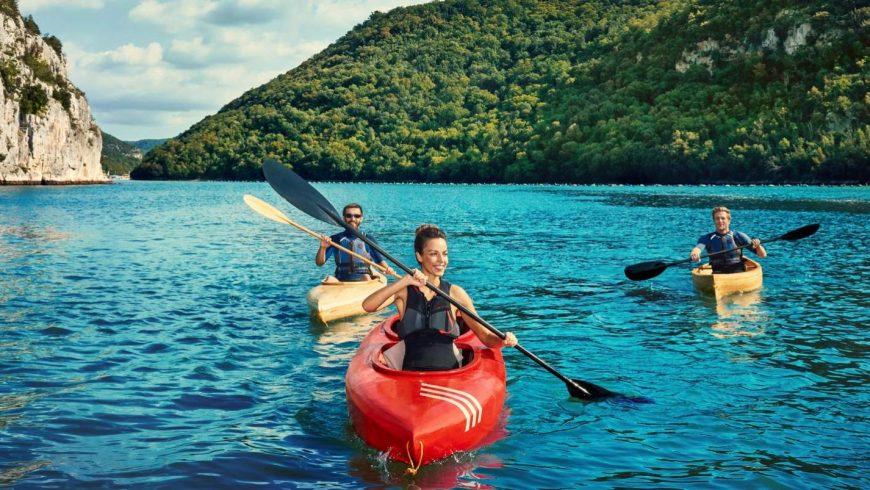 Fare Kayak nel Canale di Lim: una delle esperienze green da fare assolutamente in Istria
