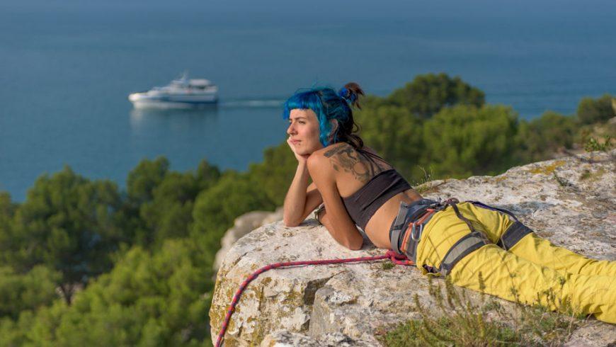 Svegliati con un'arrampicata ricreativa nell'Istria centrale