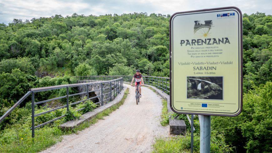 Percorri la Parenzana in bicicletta: un'esperienza green in Istria da non perdere!