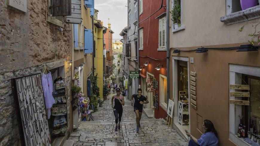 Sight running: senza dubbio un'esperienza green da fare a Rovigno