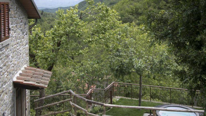 Canto del Fiume, una casa vacanze eco-friendly in Toscana