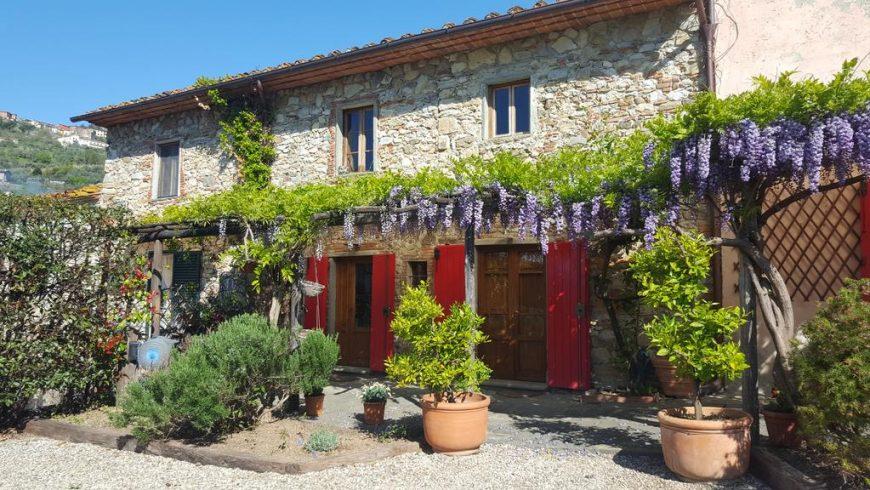 Una casa colonica della Toscana