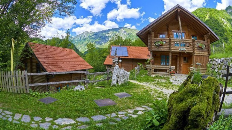 campeggio Koren Eco Chalets