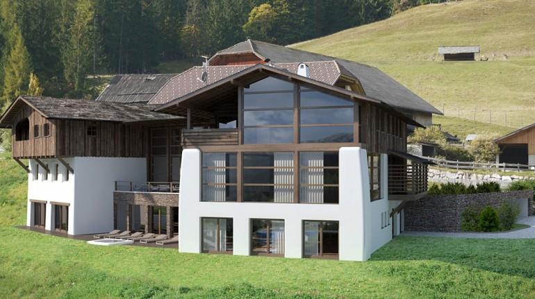 L'albergo eco-friendly NaturHotel Miraval