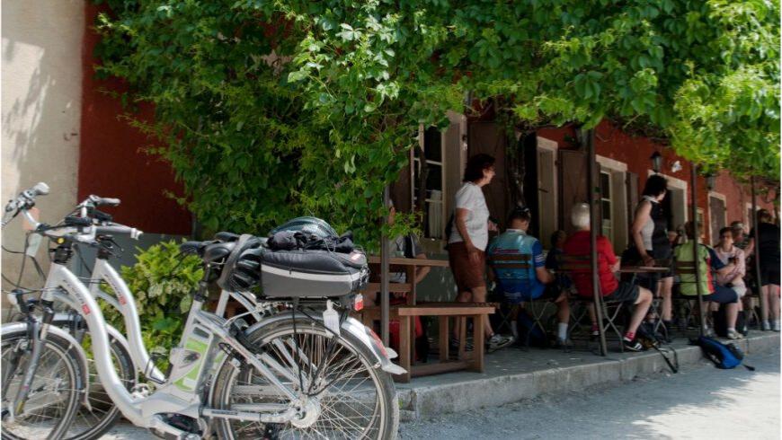Dove caricare la tua bici elettrica lungo la Parenzana