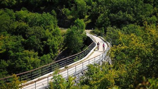 La Parenzana: il percorso ciclabile ed escursionistico più visitato in Istria