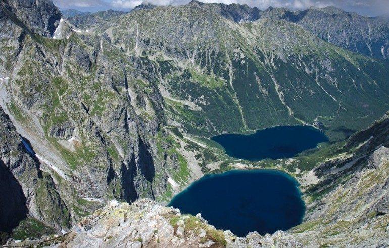 Rysy: un'escursione tra Polonia e Slovacchia