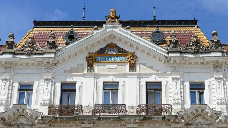 Edificio storico Ungheria