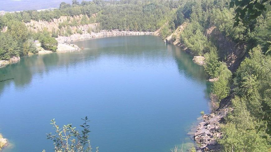 Cava d'acqua Repubblica Ceca